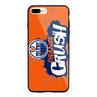 Edmonton Oilers Orange Crush iPhone 6 7 8 Plus XR XS MAX Hard Plastic Case $15.99 USD on eBay