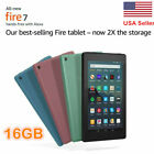 Amazon Fire 7 Tablet 16 gb 9th Generation with Alexa 7'' 2019 All-New Color
