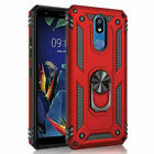 For LG Phoenix 4/Rebel 4/Fortune 2/Zone 4 Phone Case Shockproof Bling TPU Cover