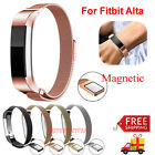 For Fitbit Alta / Alta HR Magnetic Milanese Stainless Steel Watch Band Strap New image