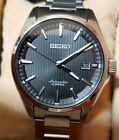 SEIKO PRESAGE SARX015  Automatic Black Dial Date Stainless steel from japan