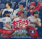2018 Topps Holiday Baseball Stars Singles 1-200 You Pick - Complete Your Set! on Ebay
