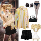 My Hero Academia Himiko Toga Outfit Shirt Sailor Uniform Cosplay Costumes Lot, used for sale  China