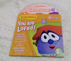 "VeggieTales ""You are Loved"" CD ROM with Madame Blueberry - Chick-fil-A promo"