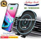 Australia Stock Carcharger Car holder Wireless charger Auto infrared induction