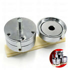 "1.25"" 2.28"" Button Maker Punch Press Machine Die Mould 500/1000 Pin Badge Parts"