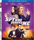 The Spy Who Dumped Me (Blu-ray/DVD, 2018, 2-Disc Set,) Opened