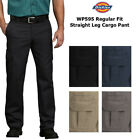 Dickies Men's WP595 Flex Regular Fit Straight Leg Work Cargo Pants