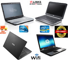 Cheap Fast Intel Core I3 I5 I7 Windows 7 & Windows 10 Laptop Hdd / Ssd Warranty