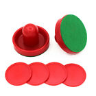 Replacement Air Hockey Set Pucks Slider Pusher For Home Table Game Spare Parts