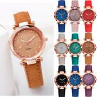 Women Ladies Watch Multicolored Stainless Steel Rhinestone Wrist Watches Gift image