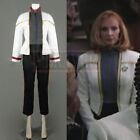 Star Trek Insurrection Deanna Troi Uniform Cosplay Costumes custom made HH.050 on eBay