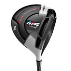 NEW TaylorMade M4 D-Type LEFT HANDED Driver - Matrix White Tie X5 55 Stiff Flex