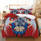 3D Beer Cans Red Quilt Cover Set Bedding Duvet Cover Double/Queen/King 6