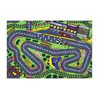 New Children's Play Mat GRAND PRIX Racing Cars Activity Rug 100cm x 150cm