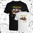 The BLACK CROWES Classic Rock Band logo Mens t shirt S to 3XL image