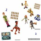 Scooby Doo Toys Gift Easter Basket Set Action Figures Stickers Shaggy Wilma Doll