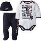 Houston Texans Baby and Infant  3 Piece Outfit $18.95 USD on eBay