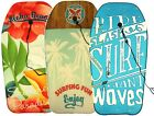 84cm Boogie Board Bodyboard Surf Board Float Kids / Adults & Leash Plug