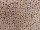 Soft Pliable Natural Cork Printed Fabric 2 Sizes Butterflies / Butterfly Design