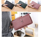 Luxury Zipper pack Card Wallet Leather pocket Bag With strap Phone Case Cover