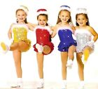 Come Dance With Us Tap Costume with Hat and Gloves Christmas Color & Size Choice