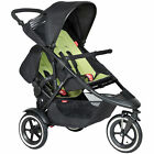 Phil & Teds Sport Pushchair/Stroller with Double Kit – Birth-20kg
