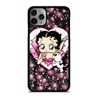 BETTY BOOP CARTOON LOVE 2 iPhone 6/6S 7/8 Plus X/XS Max XR 11 Pro Max Case $15.9 USD on eBay