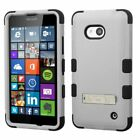 Hybrid Shockproof Armor Case Hard Protective Cover For MicroSoft Nokia Lumia 640