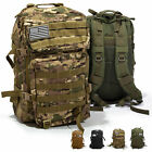 Sirius Survival 50L Expeditionary Tactical Backpack - 4 Colors - USA Patch Inc.