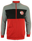 OuterStuff NBA Youth Atlanta Hawks Performance Full Zip Stripe Jacket on eBay