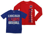 MLB Youth Chicago Cubs Fan Two Piece Performance T-Shirt Combo Set on Ebay