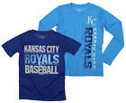 MLB Youth Kansas City Royals Fan Two Piece Performance T-Shirt Combo Set on Ebay