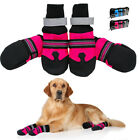 Waterproof Dog Shoes Large Snow Boots Paw Protector Booties for Walking Non Slip