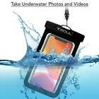 Waterproof Case Underwater Phone Cover Dry Bag Universal Pouch For Smartphones