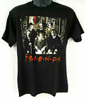HORROR FRIENDS T-shirt Scary Movie Characters Halloween Adult Tee New image