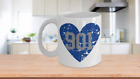 901 Memphis Grizzlies Blue Heart Coffee Mugs in White Ceramic on eBay