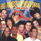 Live At The Copacabana Milly Quezada Elvis Crespo Sony Latino 2001 NEW SEALED CD