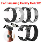 For Samsung Gear S2 SM-R720 & SM-R730 WristWatch Bands Stainless Steel Bracelet image