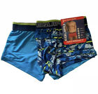 NWT Men's Equipo 2-Pack Microfiber Performance Stretch Brazilian Trunks