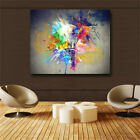Wall Art Pictures Canvas Light Colorful Painting Large Abstract Oil Painting