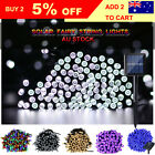 300 Led Solar Fairy String Lights Christmas Party Outdoor Indoor Home Decoration