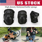6/7pcs Kid Girl Boy Safety Protective Knee/Elbow/Wrist Guard Gear Pad for Sports image