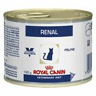 Royal Canin Veterinary Diet Cat Renal Chicken Wet Cat Food Tins Cans