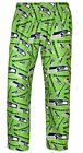 Forever Collectibles NFL Men's Seattle Seahawks Repeat Print Logo Comfy Pants $24.95 USD on eBay