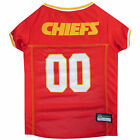 Pets First Kansas City Chiefs NFL Mesh Pet Jersey $27.99 USD on eBay