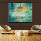 Green Abstract Famous Oil Painting Wall Art Poster Print Canvas Painting