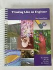 Thinking Like An Engineer 3rd Cusrom Ed By Stephan Sill Park Bowman