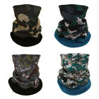 Fleece Bandana Face Mask Headwear Head Neck Gaiter Snood Warmer Tube Scarf Wraps
