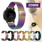 20mm Milanese Stainless Steel Magnetic Strap Band For Samsung Galaxy Watch image